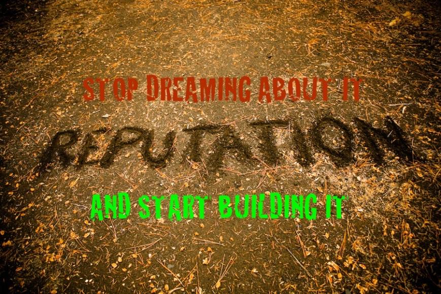 Stop Dreaming & Start Buidling